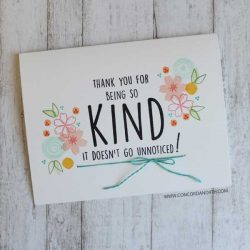Concord & 9th Kindhearted Stamp Set