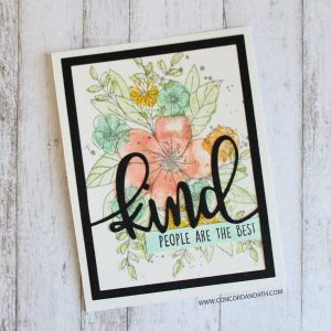 Concord & 9th Kindhearted Stamp Set class=