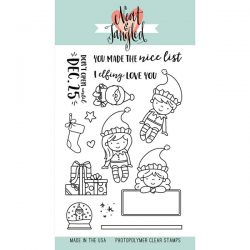 Neat & Tangled Elf & Their Shelf Stamp Set