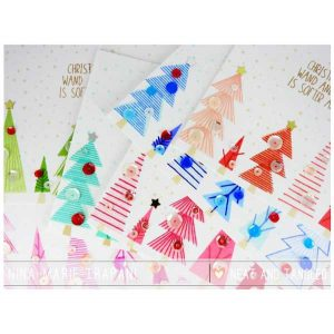 Neat & Tangled Scandinavian Prints Christmas Stamp Set class=