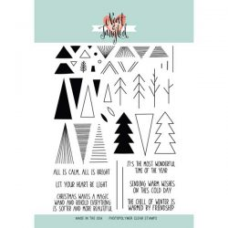 Neat & Tangled Scandinavian Prints Christmas Stamp Set