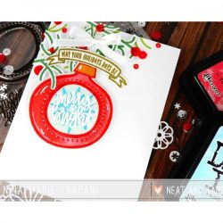 Neat & Tangled May Your Holidays Be Stamp Set