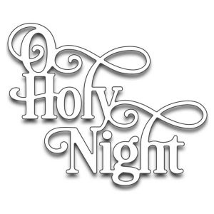 Penny Black O Holy Night Creative Die