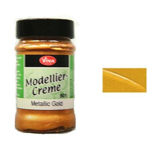 Viva Decor Modellier Creme - Gold