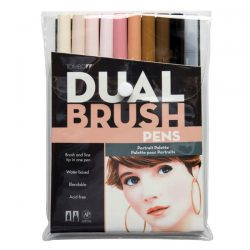 Tombow Dual Brush Pen Set - Portrait