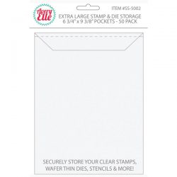 Avery Elle Extra Large Stamp & Die Storage Pockets