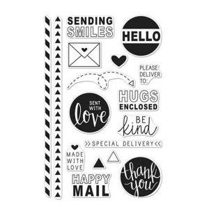 Hero Arts Happy Mail Stamp Set