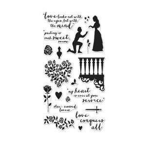 Hero Arts Romeo and Juliet Stamp Set