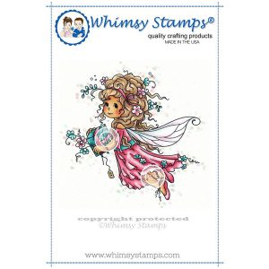 Whimsy Stamps Precious Present Stamp