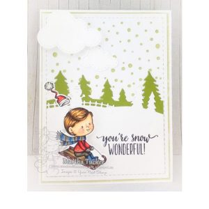 Your Next Stamp Snow Wonderful Stamp Set class=