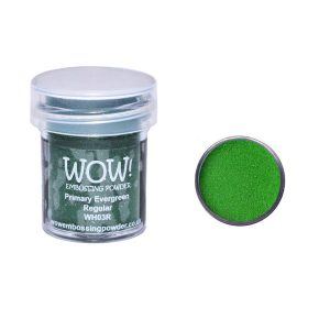 WOW! Primary Evergreen Embossing Powder class=