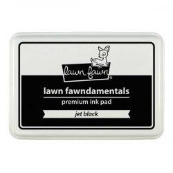 Lawn Fawn Jet Black Premium Ink Pad