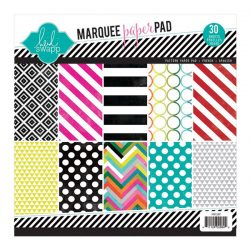 "Heidi Swapp Marquee Love Paper Pad - 8.5"" x 8.5"""