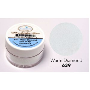 Elizabeth Craft Designs Silk Microfine Glitter - Warm Diamond