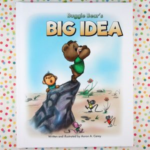 Buggie Bear Children's Book - signed by author