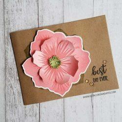 Concord & 9th Pretty Petals Stamp Set