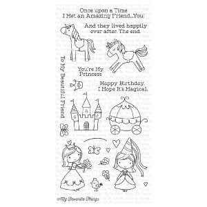 My Favorite Things Once Upon a Time Stamp Set