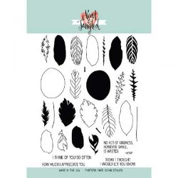 Neat & Tangled Calathea Stamp Set