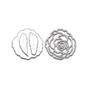 Penny Black Camellia Creative Dies