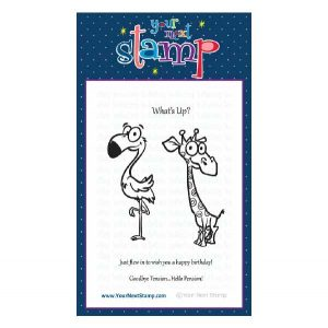 Your Next Stamp Fred and Ginger Stamp Set