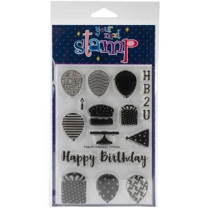 Your Next Stamp Happy Birthday Stamp Set class=