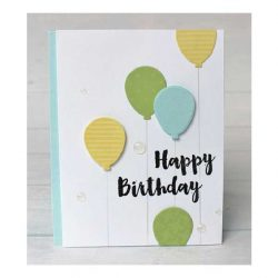 Your Next Stamp Happy Birthday Stamp Set