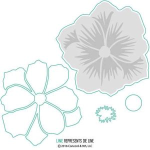 Concord & 9th Pretty Petals Dies