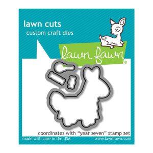Lawn Fawn Year Seven Lawn Cuts