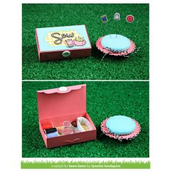 """<span style=""""color:red;"""">PREORDER</span> Lawn Fawn Fancy Box Lawn Cuts"""