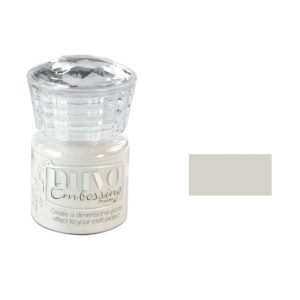 Nuvo Glitter Embossing Powder - Shimmering Pearl