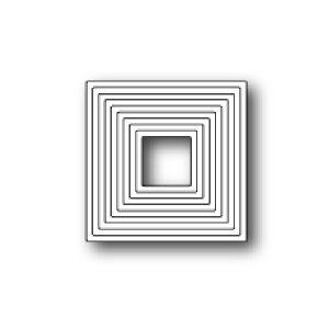 Poppystamps Super Squares Craft Dies