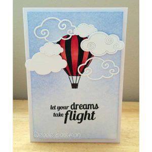 Whimsy Stamps Stitched Clouds Die Set class=