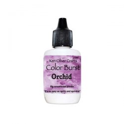 Ken Oliver Color Burst Watercolor Powder – Orchid