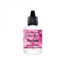 Ken Oliver Color Burst Watercolor Powder – Fuchsia
