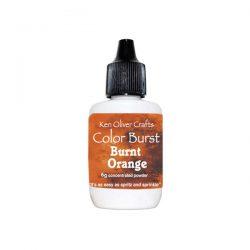 Ken Oliver Color Burst Watercolor Powder – Burnt Orange