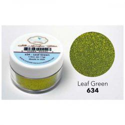 Elizabeth Craft Designs Silk Microfine Glitter – Leaf Green