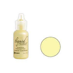 Ranger Lemon Chiffon Liquid Pearls Dimensional Pearlescent Paint