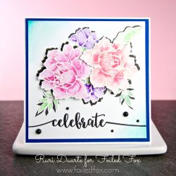Avery Elle Sentimental Stamp Set