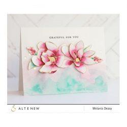 Altenew Magnolia for Her Stamp Set