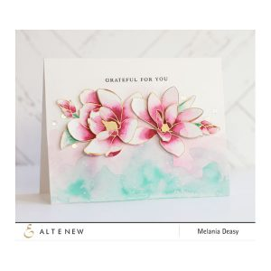 Altenew Magnolias for Her Stamp Set class=