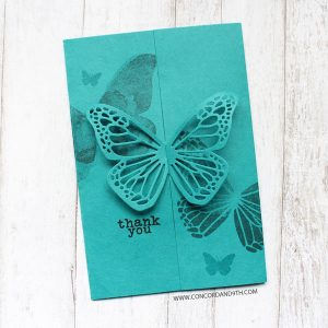 Concord & 9th Butterfly Beauty Stamp Set class=