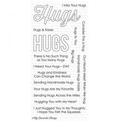 My Favorite Things Lots of Hugs Stamp Set