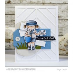 My Favorite Things Pure Innocence You've Got Mail Stamp Set