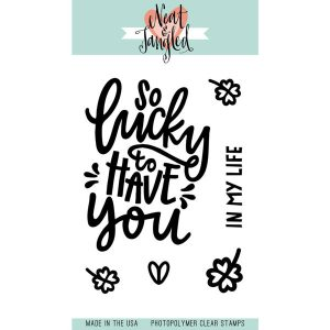 Neat & Tangled So Lucky Stamp Set
