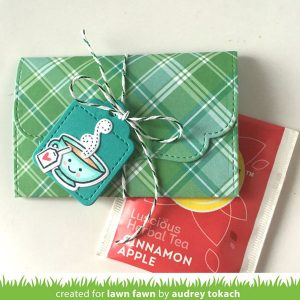 Lawn Fawn Small Stitched Envelope Lawn Cuts class=