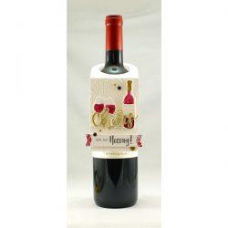 My Favorite Things Die-Namics Wine Tag
