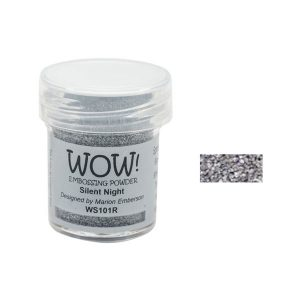 WOW! Silent Night Embossing Powder