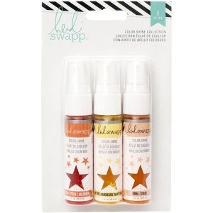 Heidi Swapp Color Shine Spritz - Creamsicle