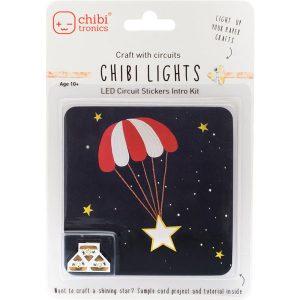 Chibitronics LED Circuit Stickers Intro Kit