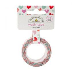 Doodlebug Design Inc. Washi Tape - Happy Hearts